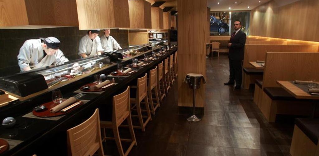 Sushi Bar Madrid
