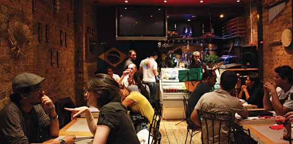 Brazilian Restaurant London